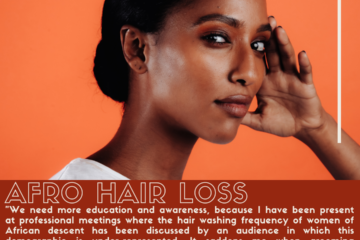 Afro Hair loss quote Black Skin Directory